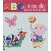 ABC-ul minuniloe Casuta cu litere si cifre