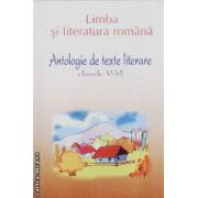 Antologie de texte literare clasele V-VI