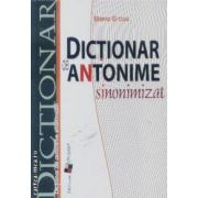 Dictionar de antonime sinonimizat