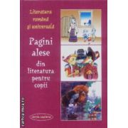 Pagini alese din literatura pentru copii