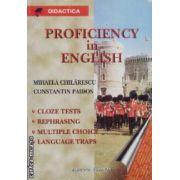 Proficiency in English