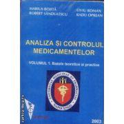 Analiza si controlul medicamentelor vol. I+II