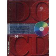 Dictionar geografic universal+CD
