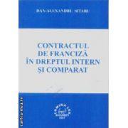 Contractul de franciza in dreptul intern si comparat