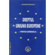 Dreptul Uniunii europene partea generala