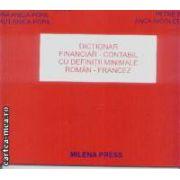 Dictionar financiar-contabil cu definitii minimale roman-francez