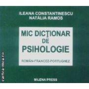 Mic dictionar de psihologie roman-francez-portughez