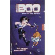 Agentul Boo agentul cel mai mic