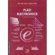 Plati electronice.O introducere