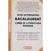 Bacalaureat la limba si literatura romana cu enunturile definitive publicate la 11.04.2008