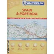 Spain&Portugal tourist and motoring atlas