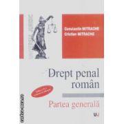 Drept penal roman Partea generala
