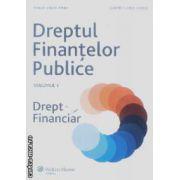 Dreptul finantelor publice volumul I