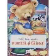 Teddy Bear,ursulet,numara si fii istet!