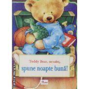 Teddy Bear,ursulet,spune noapte buna!