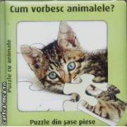 Cum borbesc animalele Puzzle