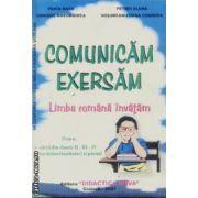 Comunicam Exersam Limba Romana Invatam clasele II-IV