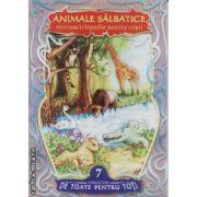 Animale salbatice Minienciclopedie pentru copii