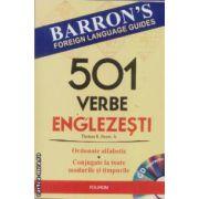 501 verbe englezesti + CD