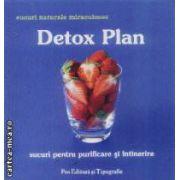 Detox plan sucuri pentru purificare si intinerire