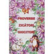 Proverbe zicatori ghicitori
