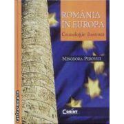 Romania in Europa Cronologie ilustrata