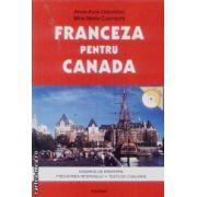Franceza pentru Canada+CD