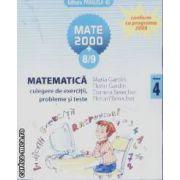 Mate 2000+8/9 clasa 4
