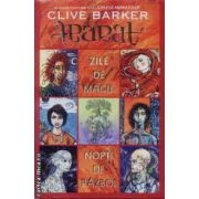 Abarat zile de magie nopti de razboi(editura Rao, autor:Clive Barker isbn:978-973-103-643-4)