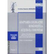 Adaptarea legislatiei romanesti la Acquis-ul comunitar