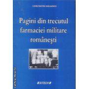 Pagini din trecutul farmaciei militare romanesti