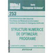 Structuri numerice de optimizari.Programe