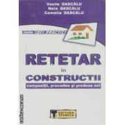 Retetar in constructii