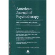 American Journal Psychotherapy