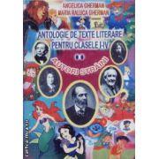 Antologie de texte literare pentru clasele I-IV vol II