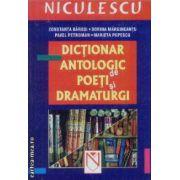 Dictionar antologic de poeti si dramaturgi