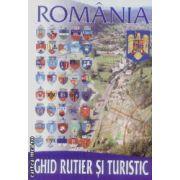 Romania ghid rutier si turistic