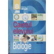 Biologie caietul elevului cls 8 Mihail