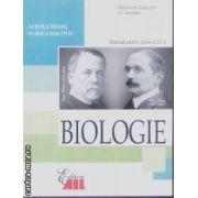 Biologie manual cls 11 Mihail ( Editura: All, Autor: Aurora Mihail, Florica Macovei ISBN 973-571-661-5 )