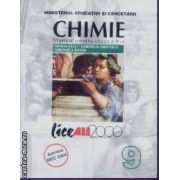 Chimie manual cls 9 Fatu