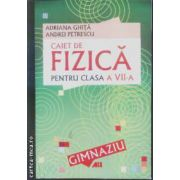 Fizica manual cls VII Ghita