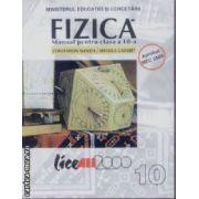 Fizica manual cls 10 Mantea ( Editura : All , Autor :Constantin Mantea , Mihaela Garabet ISBN 973-571-558-9 )