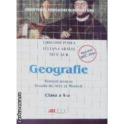 Geografie cls a 10 Posea