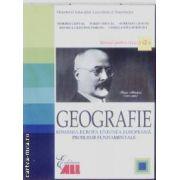 Geografie Romania  Europa Uniunea Europeana manual cls 12 Cheval