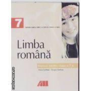 Limba Romana manual cls 7 Serban
