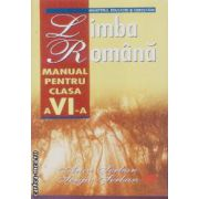 Limba Romana manual cls VI Serban