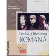Limba Romana manual cls 11 Ionescu