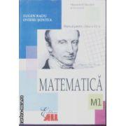 Matematica manual cls 11 M1 Radu