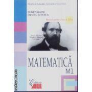 Matematica manual cls 12 M1 Radu