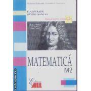 Matematica manual cls 12 M2 Radu
